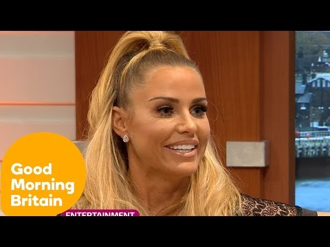 Katie Price On Playing The Wicked Fairy In Sleeping Beauty Pantomime | Good Morning Britain