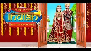 The Big Fat Royal Indian Post Wedding Rituals - Indian Wedding by GameiCreate