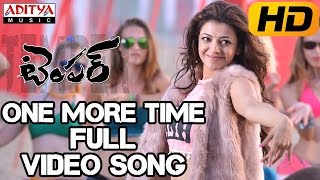 One More Time Full Video Song - Temper Video Songs - Jr.Ntr,Kajal Agarwal
