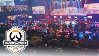 2017 Overwatch World Cup Group Stage Recap | Part 1 of 4