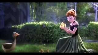 For the First Time in Forever  Frozen movie scene