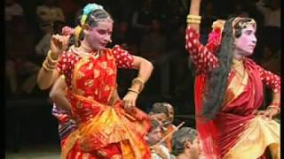 KUSHAN GAN-1 Perform by Kripasindhu Roy Sarkar & his troop : : (ঐতিহ্যবাহী বাংলা নাটক : কুশান গান-১)