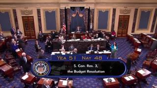 U.S. senate votes to launch repeal of Obamacare