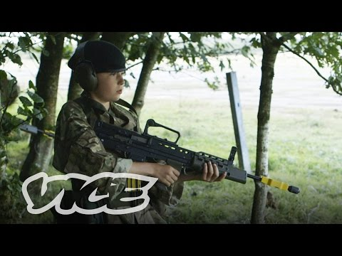 watch Kids with Guns: UK's Army Cadet Force (Full Length)