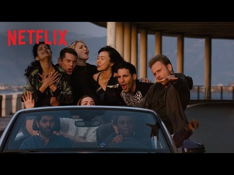 Xxx Mp4 Sense8 The Series Finale Official Trailer HD Netflix 3gp Sex