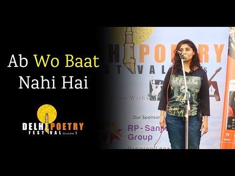 Xxx Mp4 Best Love Storytelling In Hindi By Pooja Gupta At Delhi Poetry Festival Best Love Story In Hindi 3gp Sex