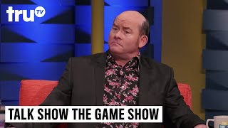 Talk Show the Game Show - David Koechner's Throw Pillow Confession   truTV
