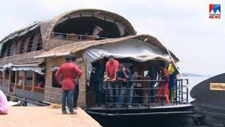 പത്തുരൂപ നല്കിയാല് ഇനി പാതിരാമണലിലെത്താം    Alappuzha Pathiramanal boat service  