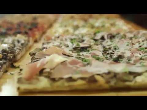 Massimiliano Saieva of Pizzarium   Roman Style Pizza Pizza al Taglio 1080p HD