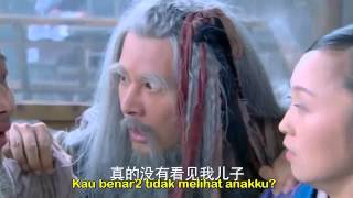 The Romance of the Condor Heroes 2014 Episode 13 Ind Sub Hd 720 6