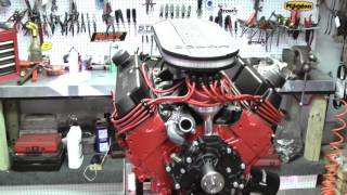 351W 400HP Crate Engine Package