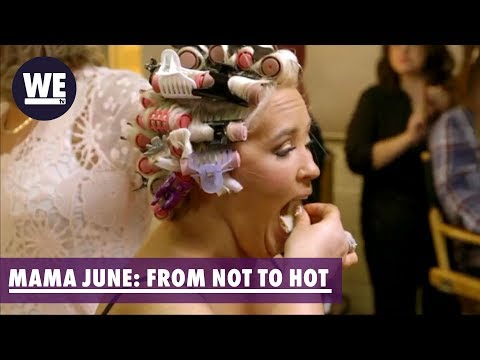 Xxx Mp4 Trash Talking At The Pageant Mama June From Not To Hot WE Tv 3gp Sex