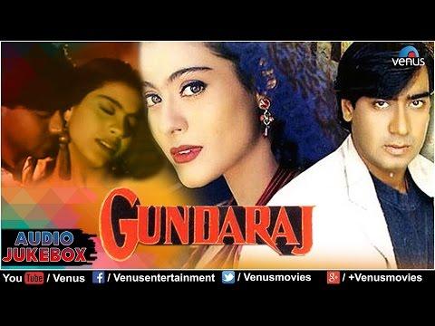 Gundaraj Full Songs Jukebox   Ajay Devgan, Kajol, Shilpa Shirodkar    Audio Jukebox