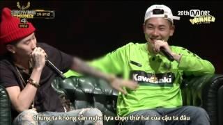 [BMWTV&Show][Vietsub] Show Me The Money 4 (EP 2)   SONG MINHO (CUT)