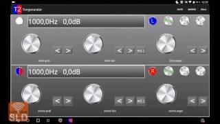 T2 Professioneller Vintage Frequenzgenerator, Signal tracer, tone generator