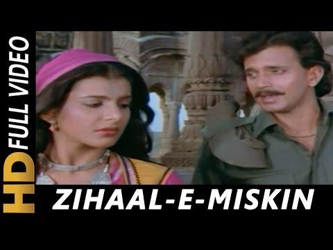 Xxx Mp4 Zihale E Miskin Lata Mangeshkar Shabbir Kumar Ghulami 1985 Songs Mithun Chakraborty 3gp Sex