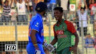 Virat Kohli vs Mustafizur Rahman
