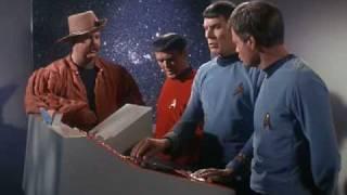 Star Trek - Mudd Gets Beamed Up
