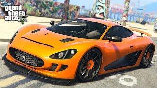 GTA 5 - $2,750,000 XA-21 SUPERCAR GUN RUNNING DLC SPENDING SPREE!! (GTA 5 Online XA21 DLC Update)