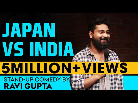 Xxx Mp4 SEX Japan Vs India Stand Up Comedy By Ravi Gupta 3gp Sex