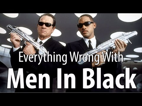 Xxx Mp4 Everything Wrong With Men In Black In 16 Minutes Or Less 3gp Sex
