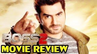 হল ফাটাচ্ছে বস ২!   জিৎ বস ২ বাংলা মুভি রিভিউ   Boss 2 Full Bangla Movie Review Jeet Subhashree