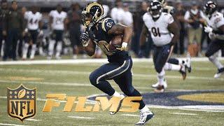 Todd Gurley Mic'd Up (Week 10) | NFL Films' Sound FX