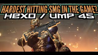 HARDEST HITTING SMG IN THE GAME!! (THE DIVISION)