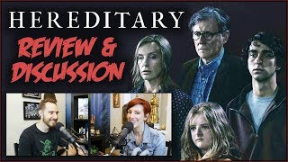 HEREDITARY Review & Discussion