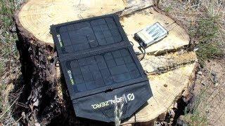Goal Zero Guide 10 Plus Solar Kit Field Review