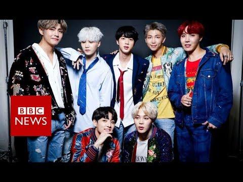 Xxx Mp4 Meet BTS Backstage At Their First UK Show BBC News 3gp Sex