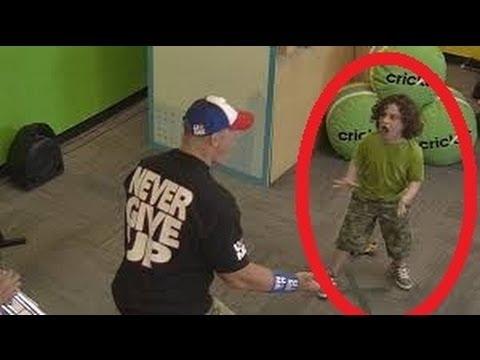 Xxx Mp4 This Happens When John Cena ATTACKS Kids 3gp Sex