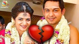 REASON for anchor DD's Divorce! | Hot Tamil Cinema News | DD Neelakandan Marriage