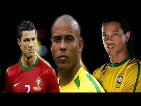 Xxx Mp4 Ronaldinho Vs Cristiano Ronaldo Vs Ronaldo Brazil Who Wins SKILLS GOALS DRIBBLING HD 3gp Sex