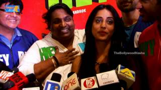'Hey Bro' Team Live Performance - Ganesh Acharya, Mahie Gill