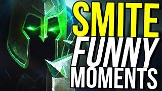 HOW TO JUKE LIKE A PRO! - SMITE FUNNY MOMENTS