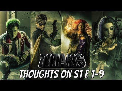 Xxx Mp4 DC 39 S Titans Season 1 Episodes 1 9 Review Spoilers 3gp Sex