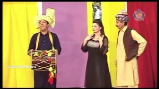 Best Performance of zafri khan-latest stage drama clips 2016