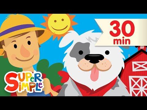 BINGO + More Top Kids Songs and Nursery Rhymes | 30 minutes