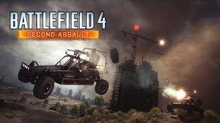 Battlefield 4: Official Second Assault Trailer