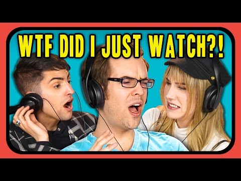 YOUTUBERS REACT TO WTF DID I JUST WATCH COMPILATION 2