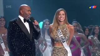 MISS UNIVERSE 2018 BAD ATTITUDE/DIVA MOMENTS/FUNNY MOMENTS