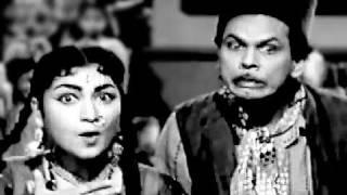 Badla Sara Zamana - Asha Bhosle, Mohammed Rafi, Paigham Song