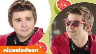 🕶️Jack Griffo Interviews Jack Griffo 🍕 | The Thundermans | Nick