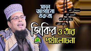 Bangla waz-nurulamin-AllahorJikir-আল্লাহর জিকির ও তার পর্যলোচনা- মাওলানা নুরুল আমীন