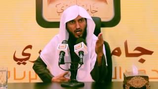 أينقص الدين وأنا حي ؟   الشيخ فهد البشر