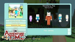CN Playin   Adventure Time Minecraft: Survival Mode with Kayden!   Cartoon Network