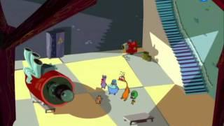 Les Zinzins de l'espace - Cochon dingue