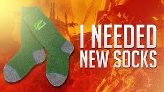 I Needed New Socks