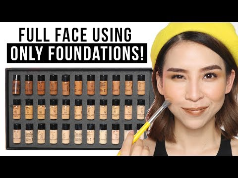 Xxx Mp4 Full Face Using Only Foundation TINA TRIES IT 3gp Sex